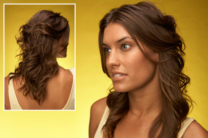 Easy and Fast Salon looking Hairstyles | THE FASHION DEPARTMENT